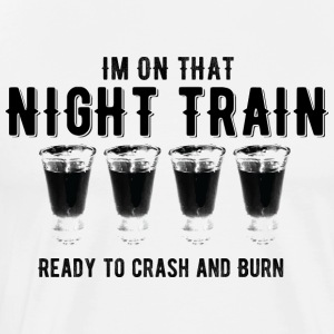 Night Train - Men's Premium T-Shirt
