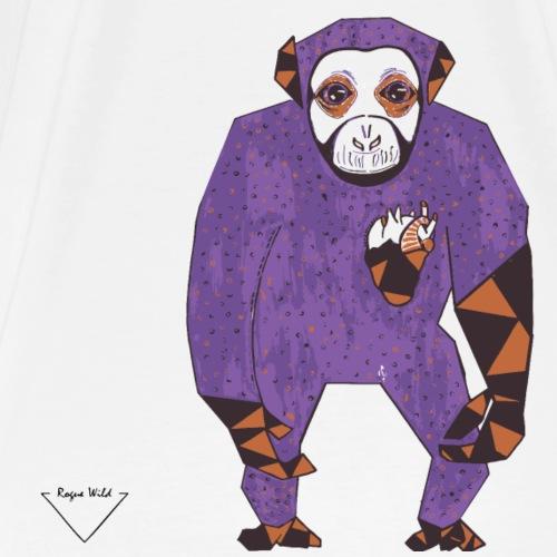 Wise monkey - Men's Premium T-Shirt