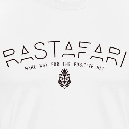 Rastafari - Männer Premium T-Shirt