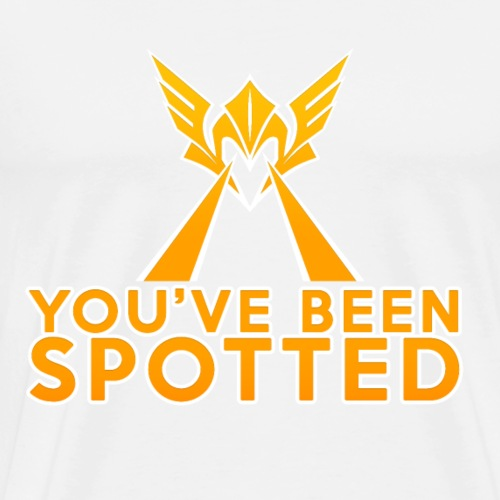 You've been spotted! - T-shirt Premium Homme