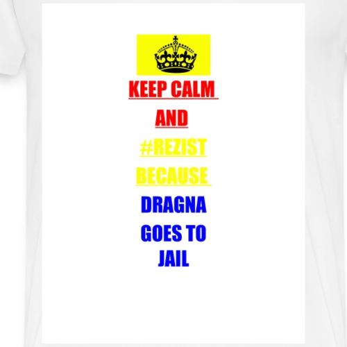 Der rumänische Baron Dragnea - Männer Premium T-Shirt