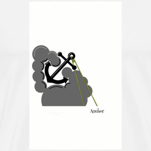 Panda5 Anchor - Men's Premium T-Shirt