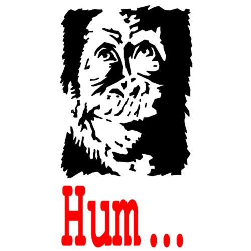 hum... Monkey - T-shirt Premium Homme