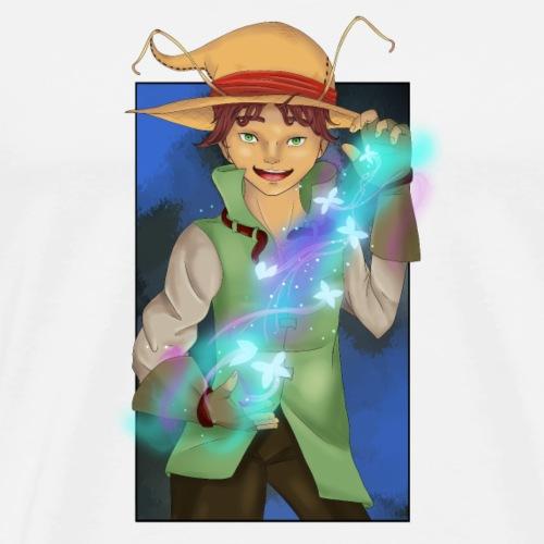 Magische Schmetterlinge - Männer Premium T-Shirt
