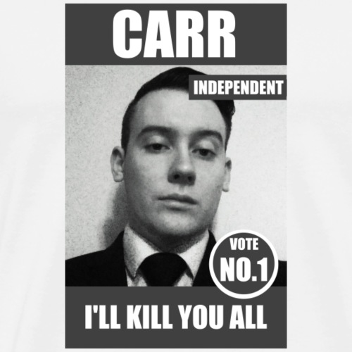 Vote_Ronan_Carr_2016-jpg - Men's Premium T-Shirt