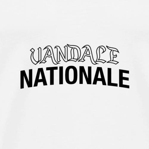 Vandale Nationale - T-shirt Premium Homme