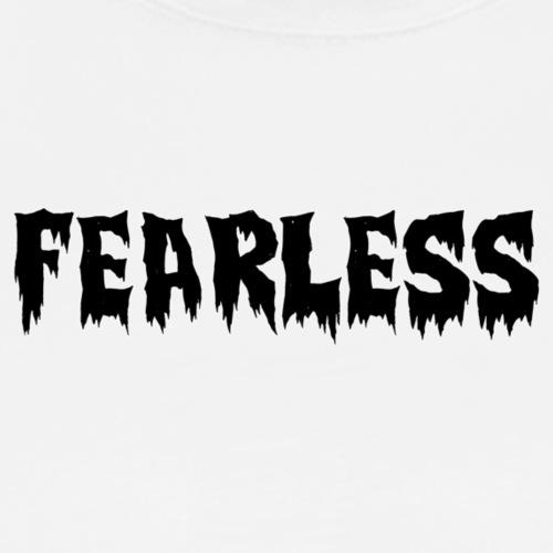 Quotees UF - Fearless - Premium-T-shirt herr