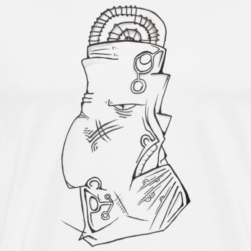 the Face - Männer Premium T-Shirt
