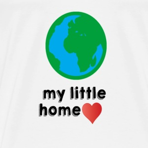 my little home - Men's Premium T-Shirt