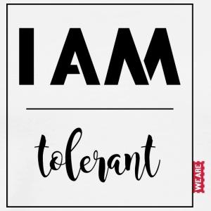 I AM tolerant - Männer Premium T-Shirt