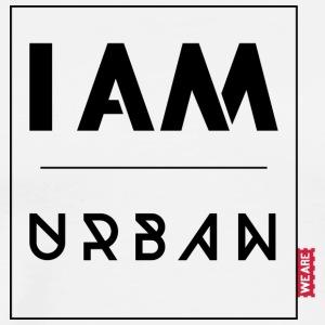 I AM urban - Männer Premium T-Shirt