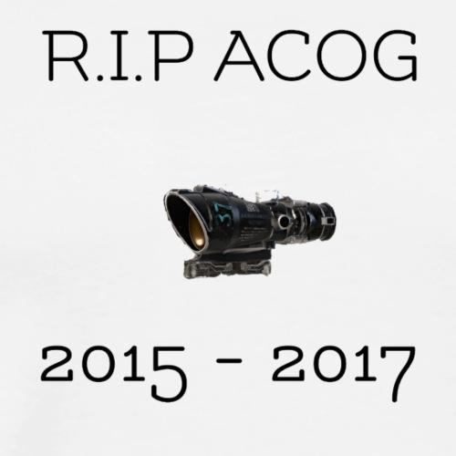R.I.P ACOG 2015-2017 Collection - Men's Premium T-Shirt