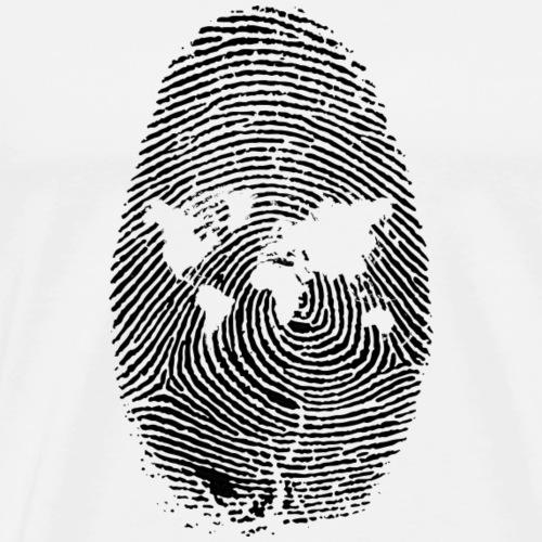 Weltbürger - Männer Premium T-Shirt