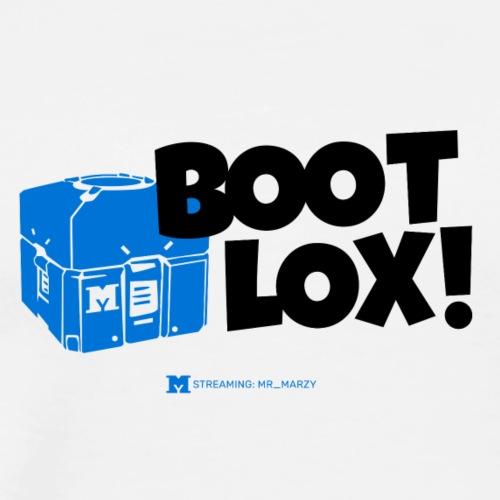 BootLox! (Light) - Männer Premium T-Shirt