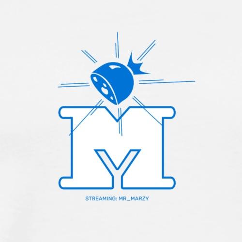 Mr. Marzy (Light) - Männer Premium T-Shirt