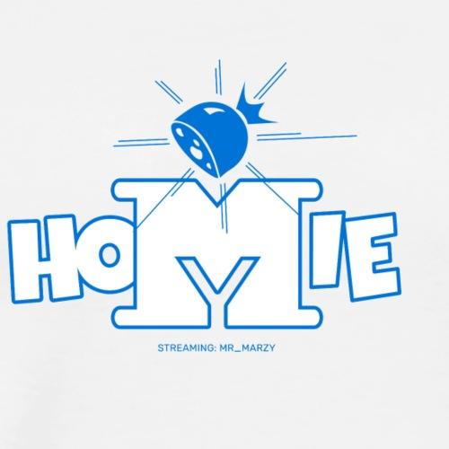 !heyhomies (Light) - Männer Premium T-Shirt