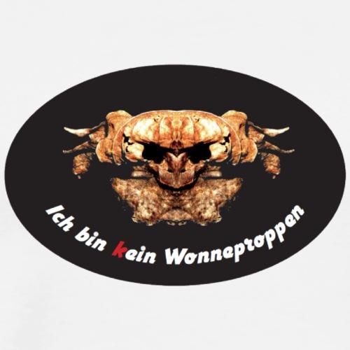 Ledäsch (ab4a) - Männer Premium T-Shirt