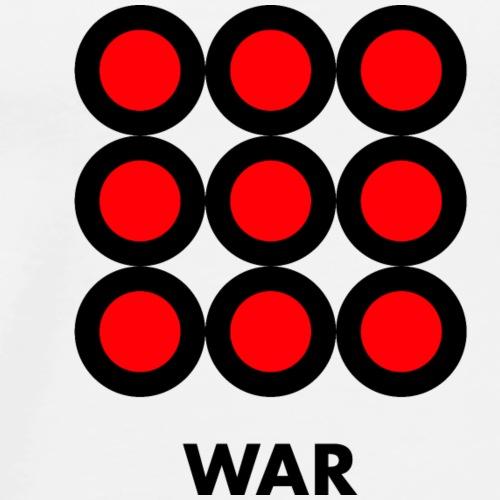 War - Maglietta Premium da uomo