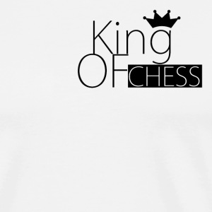 King of chess t-shirt - T-shirt Premium Homme