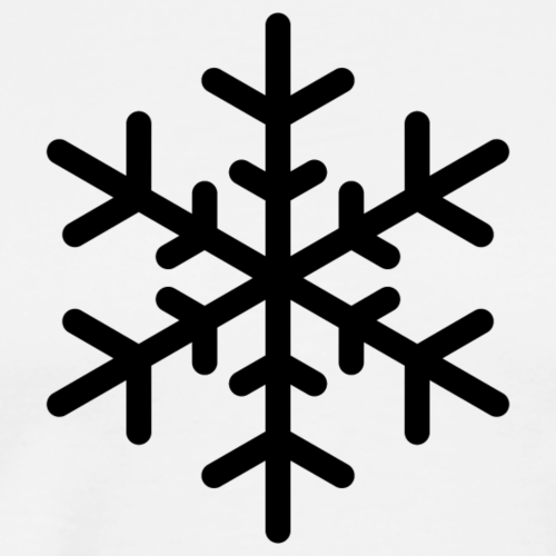 flinga - Premium-T-shirt herr