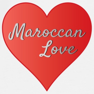 Maroccan_Love_LifeStyle Logo - Men's Premium T-Shirt
