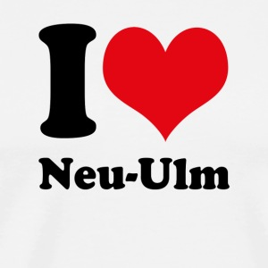 I love Neu-Ulm - Men's Premium T-Shirt