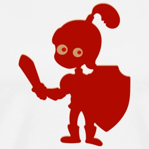 Little knight - Men's Premium T-Shirt