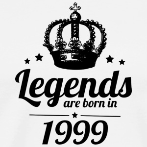 Legends 1999 - Men's Premium T-Shirt