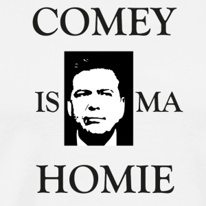 Comey Is Ma ... - Men's Premium T-Shirt