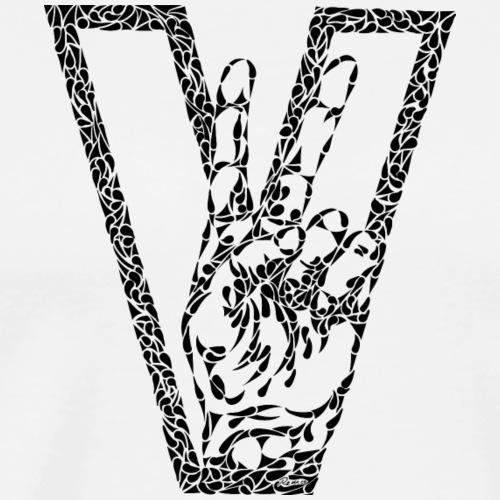 Victory - Mannen Premium T-shirt