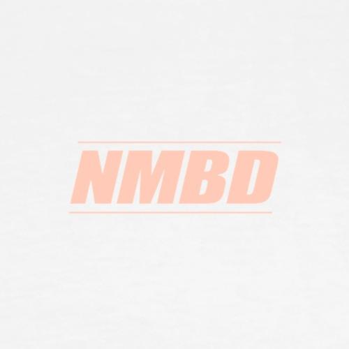 NMBD (NoMoreBadDays) Peach - Men's Premium T-Shirt