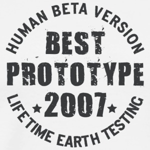 2007 - The birth year of legendary prototypes - Men's Premium T-Shirt
