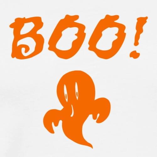 Happy Halloween - BOO! - Männer Premium T-Shirt