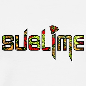SUBLIME AFRO 1 - Men's Premium T-Shirt