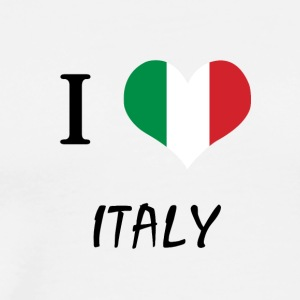 The shirt for Italians, Italy - Men's Premium T-Shirt