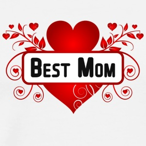 best Mom - Mannen Premium T-shirt