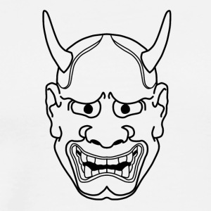 Oni mask - Men's Premium T-Shirt
