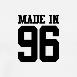 MADE IN 96-1996 - Verjaardag - Mannen Premium T-shirt