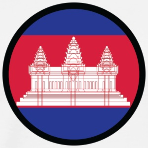 Under The Sign Of Cambodia - Men's Premium T-Shirt