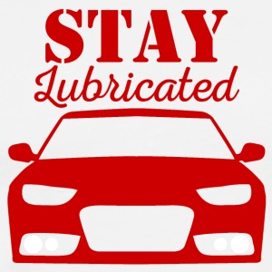 Mechanic: Stay Lubricated - Men's Premium T-Shirt