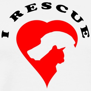 Rescue - Premium T-skjorte for menn