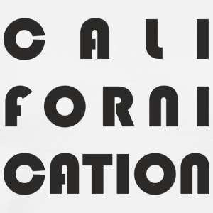 Californication - Maglietta Premium da uomo