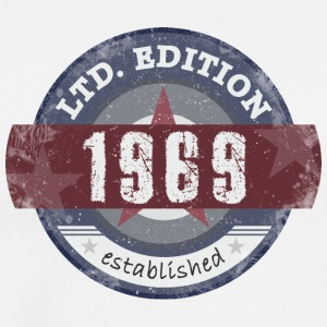 LtdEdition 1969 - Männer Premium T-Shirt