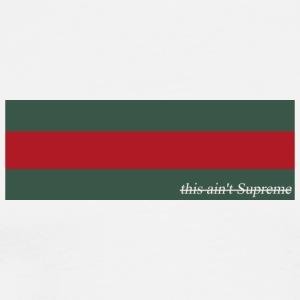 This ain't Box Logo - Männer Premium T-Shirt