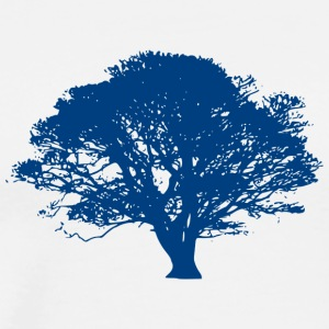 Oak silhouette - Men's Premium T-Shirt