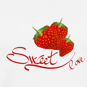 Strawberry t-shirt - Men's Premium T-Shirt