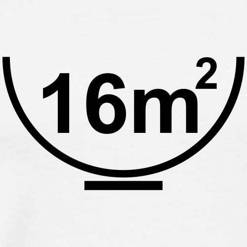 16_Meter_BM_Jolle - Männer Premium T-Shirt