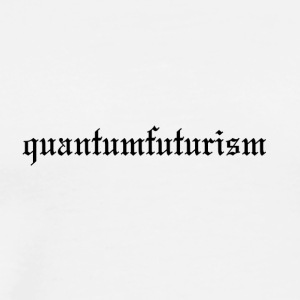 Quantumfuturism (Old London stil) - Herre premium T-shirt