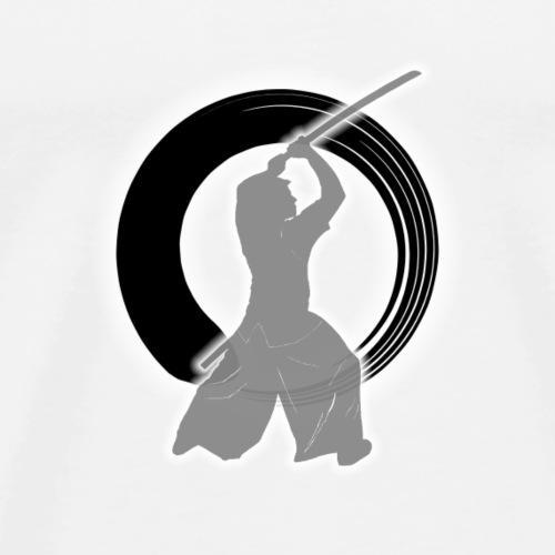 haidong_gumdo_kreis_logo_only - Männer Premium T-Shirt