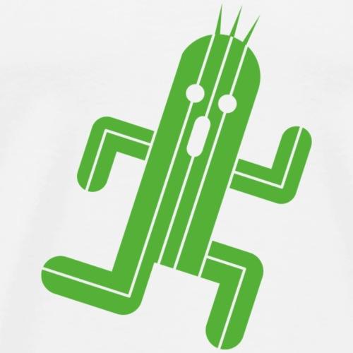 Cactus vert - T-shirt Premium Homme